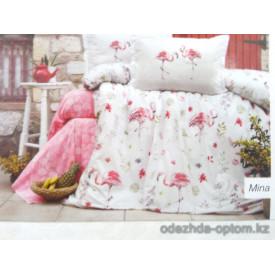 p4-017-PL Clasy Mina 1.5 спальный комплект постельного  белья, х/б, 1 шт