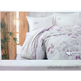 p4-024-SM Clasy Lavenda Семейный комплект постельного  белья, х/б, 1 шт