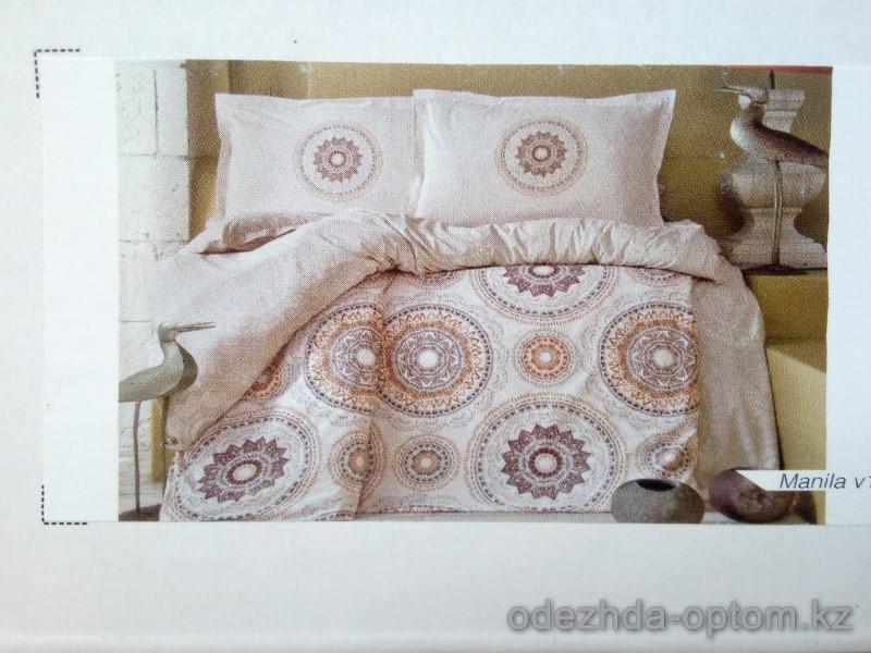 p4-027-PL Clasy Manila v1 1.5 спальный комплект постельного  белья, х/б, 1 шт