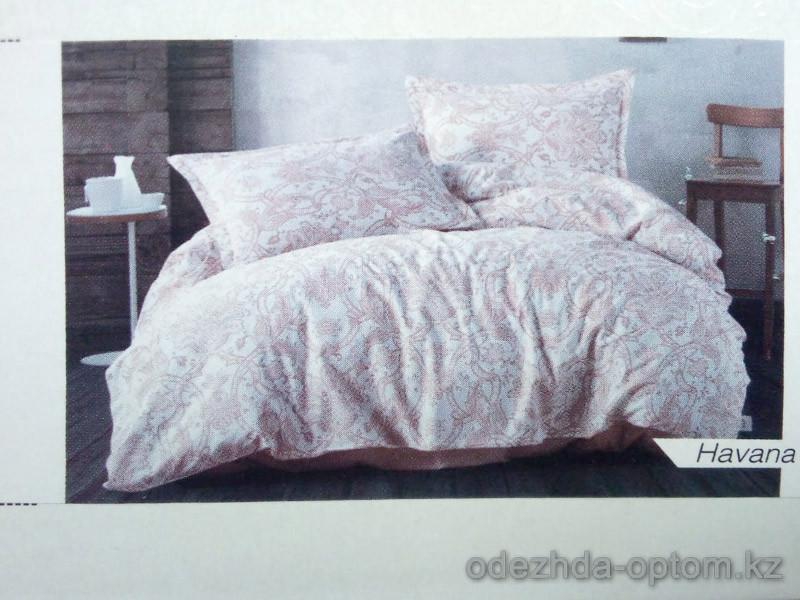 p4-028-DV Clasy Havana 2-х спальный комплект постельного  белья, х/б, 1 шт