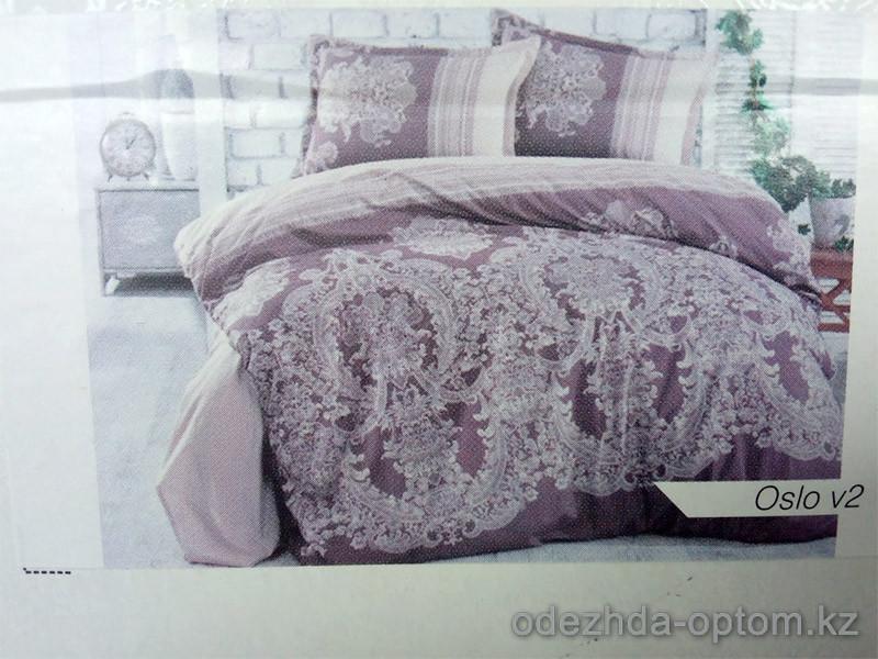 p4-029-PL Clasy Oslo v2 1.5 спальный комплект постельного  белья, х/б, 1 шт