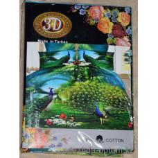 p1-0207 Семейный постельный комплект 3D