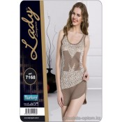 e1-7168 Lady Lingerie Женская пижама, 1 пачка (2 шт)