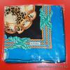 pl-0049 Платки шелковые Турция, края ручной обработки, размер 90х90
