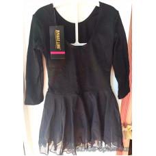 s1-045 Riyage Line Купальник для танцев, юбка-сетка, 5-14 лет, 1 шт